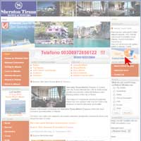 Advertise at Albanian Hotels Guide, Top Banner
